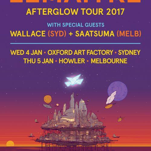 Lemaitre Afterglow Tour