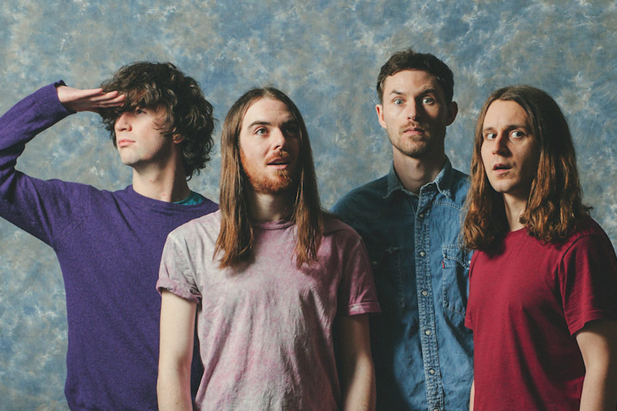 Pulled Apart By Horses 2016