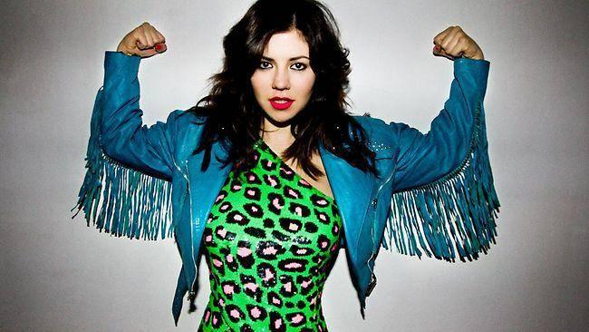 Marina And The Diamonds Australia 2010