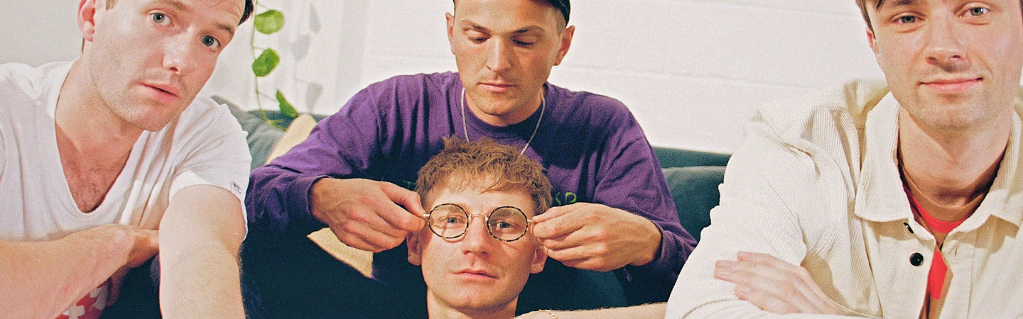 GLASS ANIMALS LIVE IN THE INTERNET : ONE OFF VISUAL EXPERIENCE ANNOUNCED!