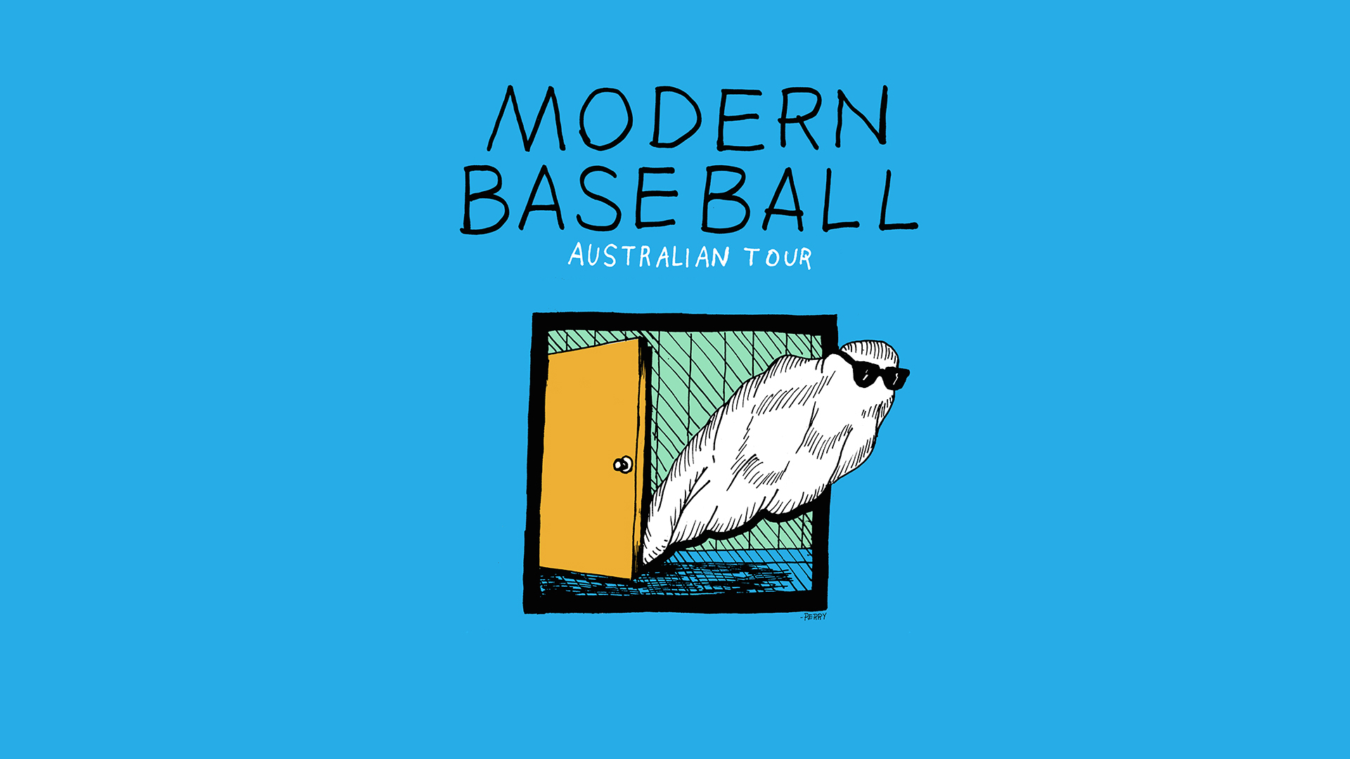 Modern Baseball have announced they'll be heading to Australia in April 2016.