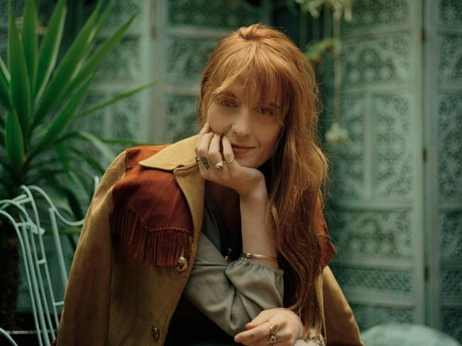 FLORENCE AND THE MACHINE TOURING AUSTRALIA – JULY/AUGUST 2010