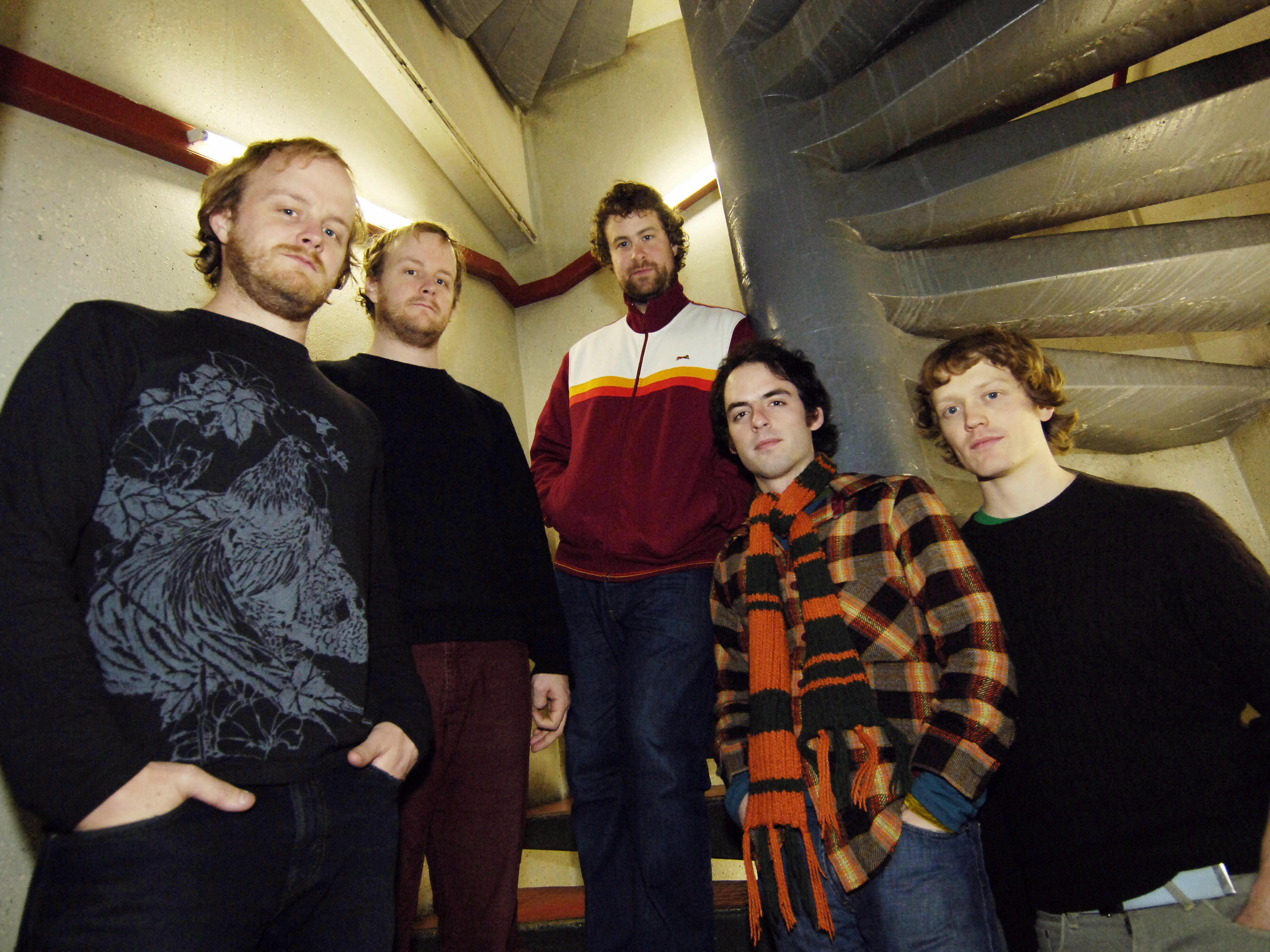 Clap Your Hands Say Yeah 2008 Australian tour