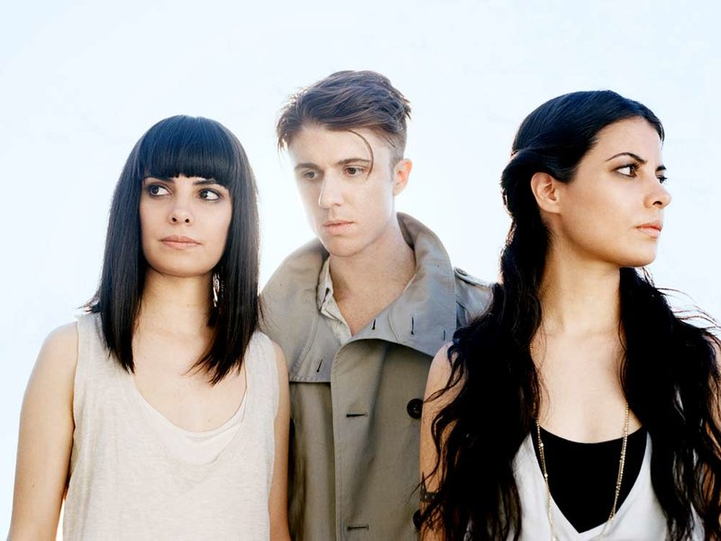 School Of Seven Bells Announce Support For Australian Shows 2012